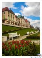 Zamek Królewski - Ogród Górny