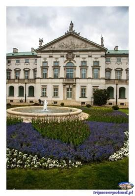 Warszawa - Pałac Krasińskich