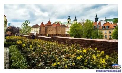 Warszawa - Barbakan