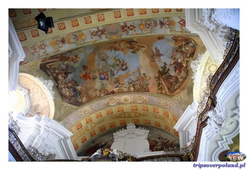 Bazylika Wniebowzięcia NMP w Krzeszowie