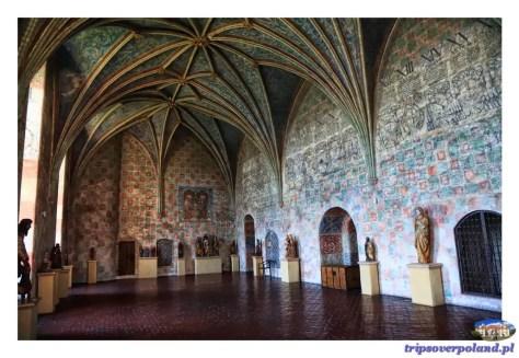 Lidzbark Warmiński – zamek biskupów warmińskich