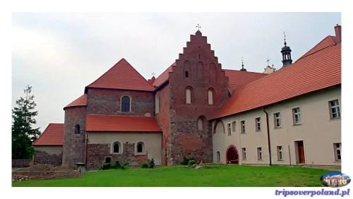 Strzelno – zespół dawnego klasztoru Norbertanek