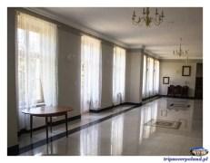 Pałac Malina - wnętrza