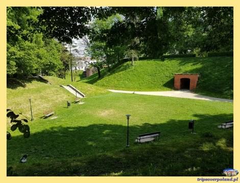 Zamość'2018 - park miejski