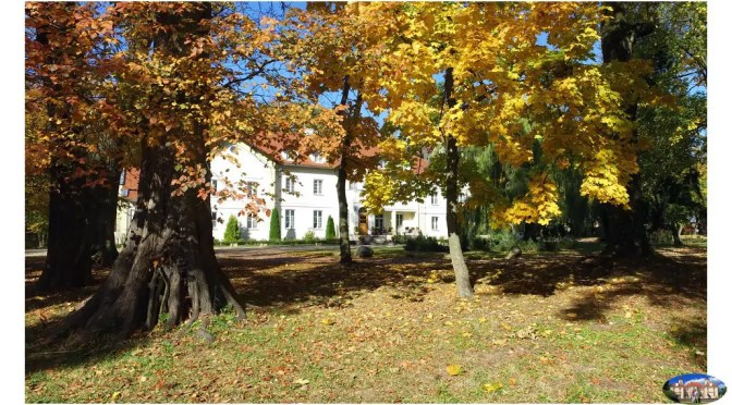 Pałac Kobylin – kolory  przywróconej świetności