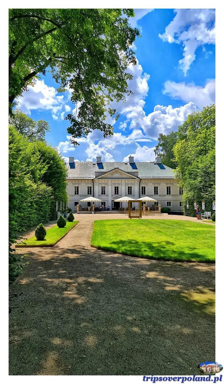 Pałac Mała Wieś'2020