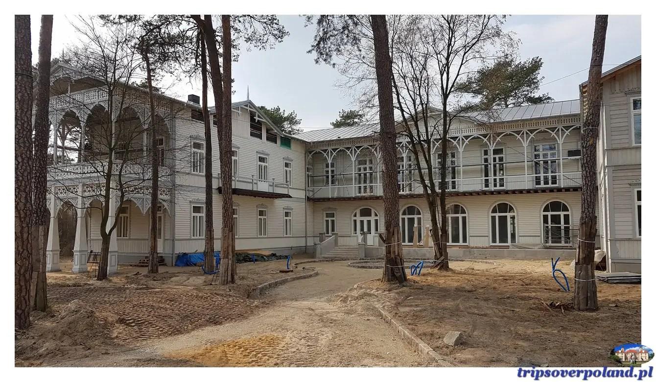 Otwock - Nowy_Gurewicz w trakcie rewitalizacji'2019