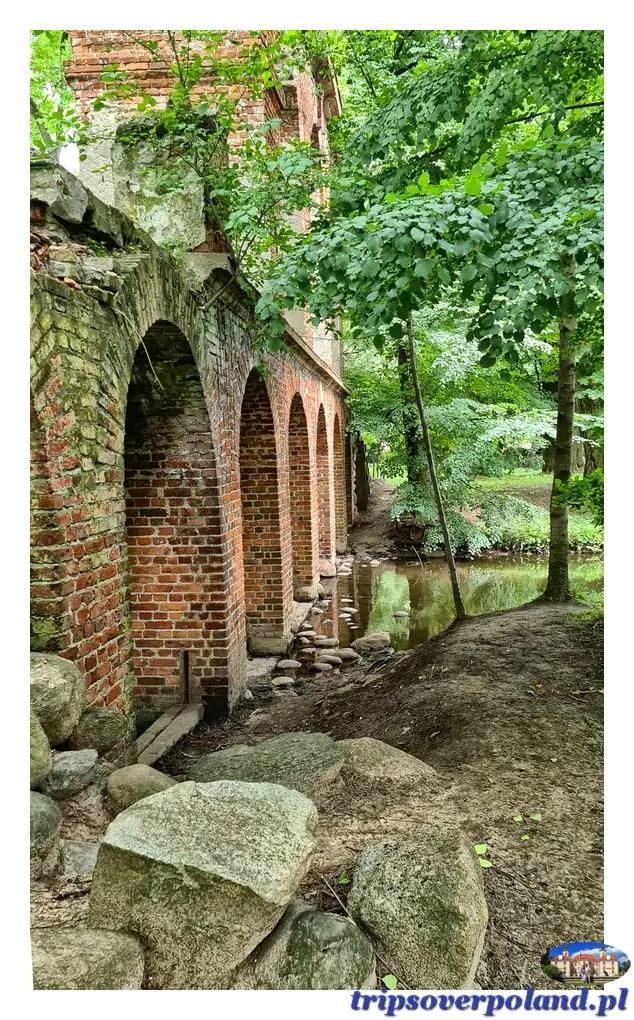 Ogród romantyczny w Arkadii'2021