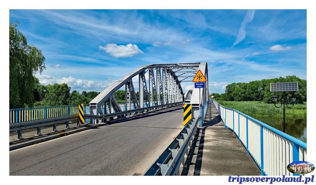 Tykocin - most na rzece Narew