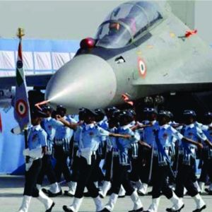 Indian Air Force Forms Out