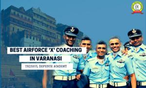 Air Force X GROUP Coaching in Varanasi