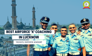 Air Force X GROUP Coaching in Lucknow