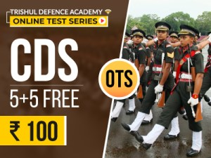 Online Test Series for CDS