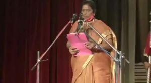 Renu Devi Becomes Bihar's First Women Deputy CM