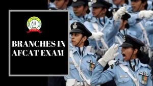 Know About Branches In AFCAT