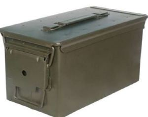 Ammunition box built in Kanpur increasing the strength of the army