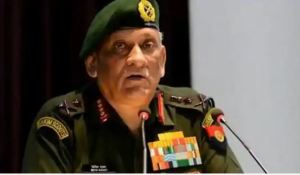 If there is a fight in the future, we will defeat the enemies with indigenous weapons : CDS Bipin Rawat