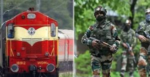 Rajdhani Express Ran At Full Speed For Army Soldiers