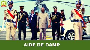 Everything To Know About Aide-De-Camp