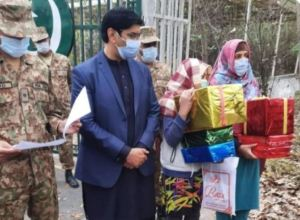 PoK's two sisters accidentally reached Poonch, Indian Army sent back with gifts and sweets