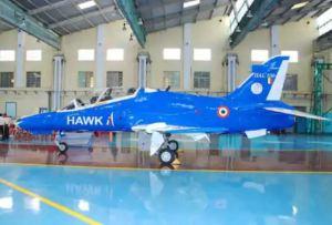 HAL Successfully Tests Hawk-i Aircraft