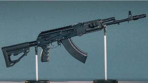 India Starts Licensing Production Of AK-203 Rifle