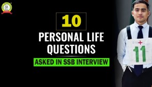 10 Personal Life Questions Asked in SSB