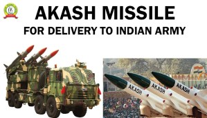 Union Cabinet Gives Export Clearance to Akash Weapon System