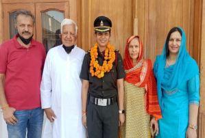 How Navya Sangwan Became Lieutenant In Indian Army