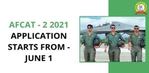 AFCAT 2 2021 Notification