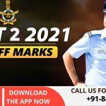 AFCAT 2 2021 Expected Cut Off