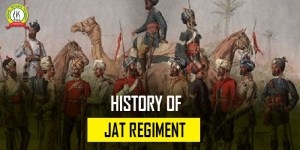 History Of Jat Regiment – Indian Army