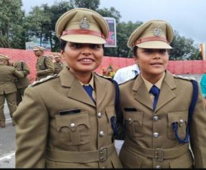 For First Time ITBP Gets Two Women Combat Officers