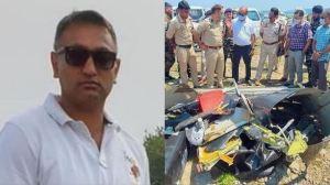 Ranjit Sagar Dam Crash Case : Lt Col Abhit Singh Bath's Dead Body Found After 12 Days