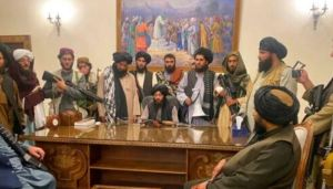 Russia-China Gives Recognition To New Taliban Regime In Afghanistan
