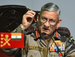 CDS Bipin Rawat Open Challenge To Taliban