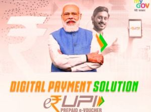 PM Mod launches digital payment solution e-RUPI