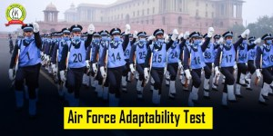 Adaptability Test In Air Force X  & Y Group