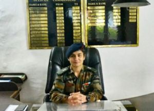 Major Aaina Rana Becomes First Woman Army Officer To Lead BRO Unit