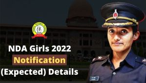 NDA Girls 2022 Notification (Expected) Details