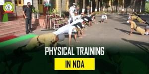 Physical Training In NDA