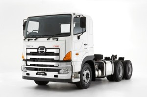 Hino 700 Series  Flexible in its operational use  Truck