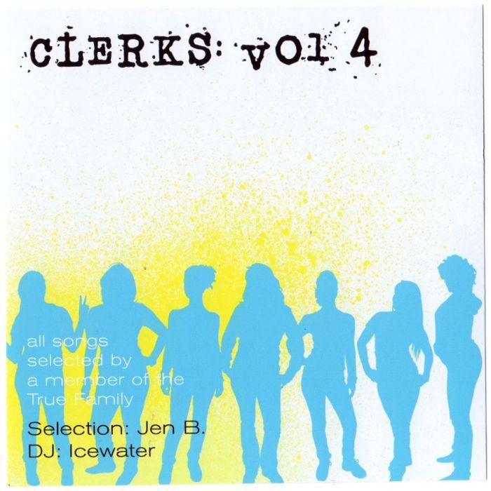 True Clerks V4_DJ Icewater X Jen B_front