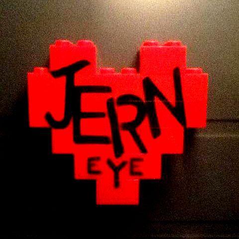 Jern Eye lego How You Feel