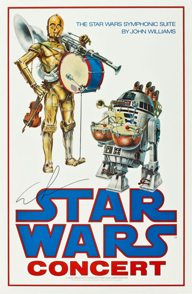 Star-Wars-Autographed-Concert-Poster