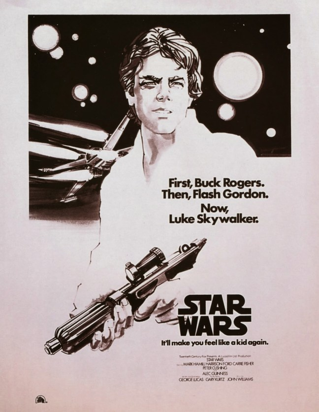 star wars poster concept