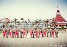 Hotel Del Seaside Wedding Embellishmint Floral & Event