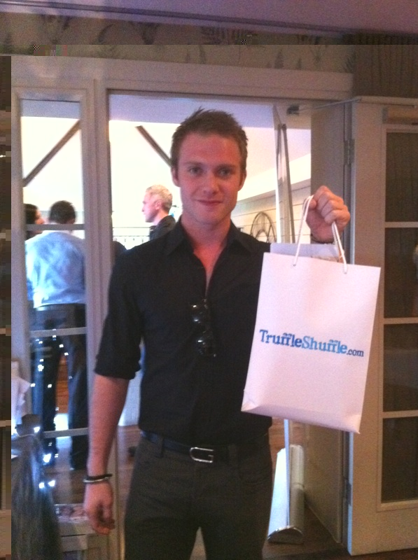 Chris Fountain  TruffleShufflecom Official Blog