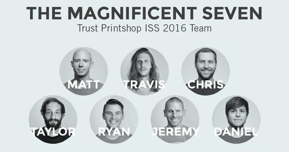 Trust's ISS Team