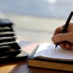 como empezar a escribir